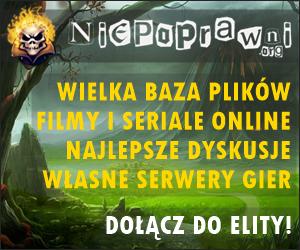 Forum Warezowe / Forum Wielotematyczne / Forum Dyskusyjne / Filmy i Seriale Online / Serwery Counter-Strike